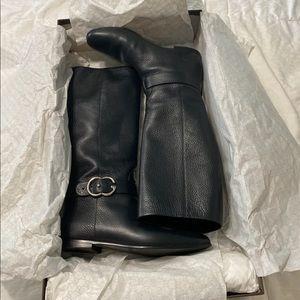 Gucci Sachalin riding boot size 37.5